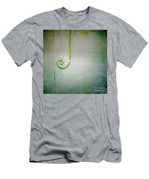 Men's T-Shirt (Slim Fit) featuring the digital art Bubbling -  S24aabbcc by Variance Collections