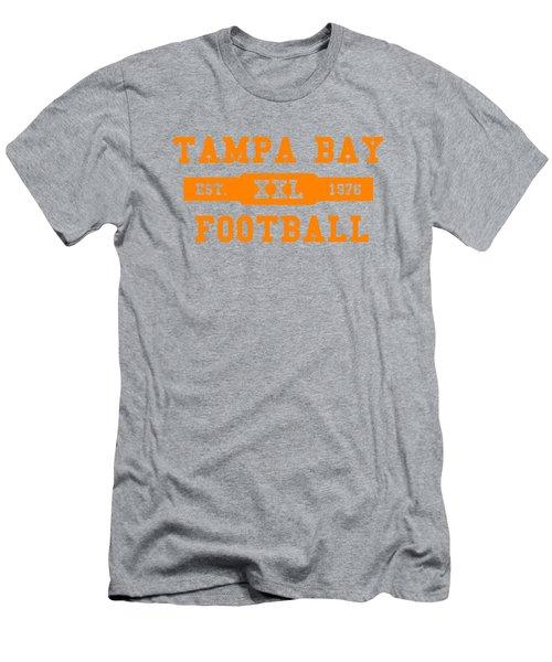 Buccaneers Retro Shirt Men's T-Shirt (Slim Fit) by Joe Hamilton