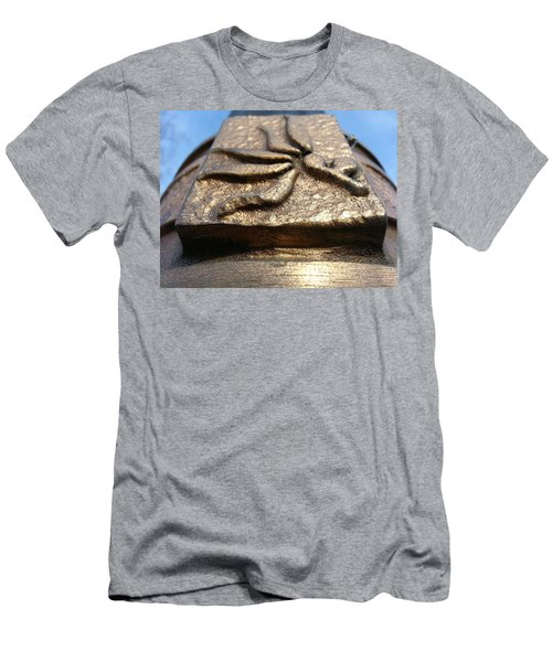Men's T-Shirt (Athletic Fit) featuring the photograph Buckeye Collar by Robert Knight
