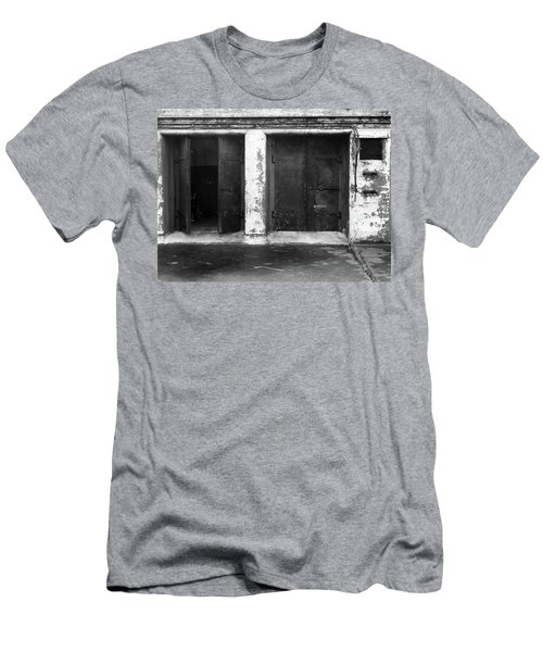 Buddha 2 Men's T-Shirt (Slim Fit) by Laurie Stewart