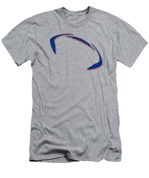 Buffalo Bills Football Shirt Men's T-Shirt (Athletic Fit)