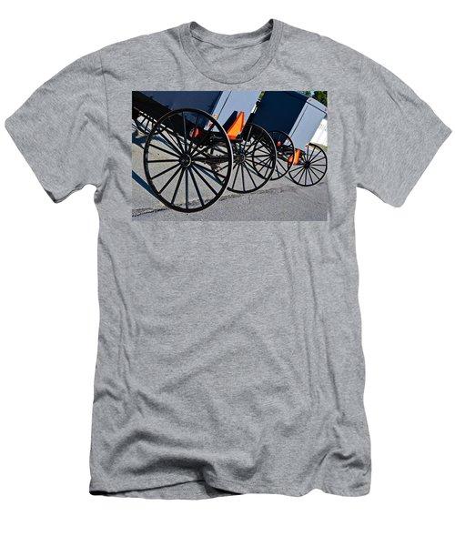Buggy Parking Lot Men's T-Shirt (Athletic Fit)