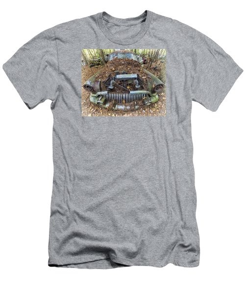 Buick In Decay Men's T-Shirt (Athletic Fit)