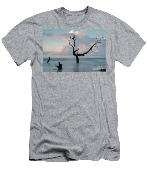 Bull Island Dawn Men's T-Shirt (Athletic Fit)