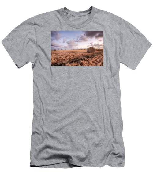 Bundy Hay Bales #2 Men's T-Shirt (Athletic Fit)