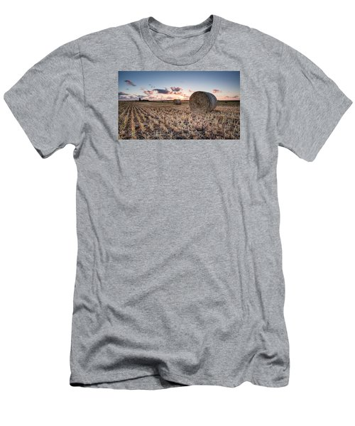 Bundy Hay Bales #4 Men's T-Shirt (Athletic Fit)