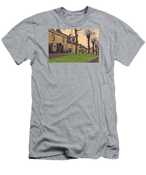 Burford Cotswolds Men's T-Shirt (Athletic Fit)