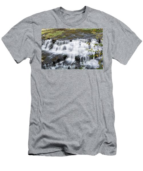 Burgess Falls Middle Men's T-Shirt (Athletic Fit)