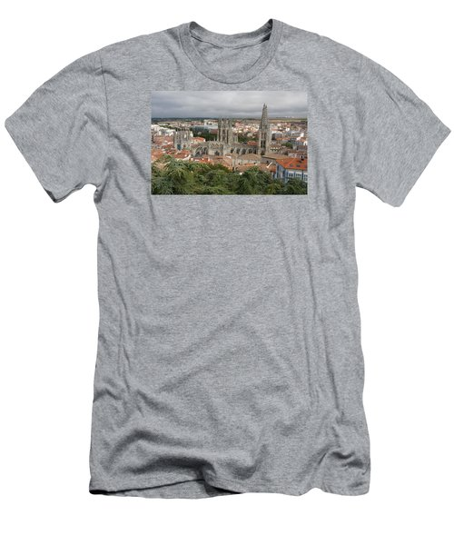 Burgos Men's T-Shirt (Slim Fit) by Christian Zesewitz