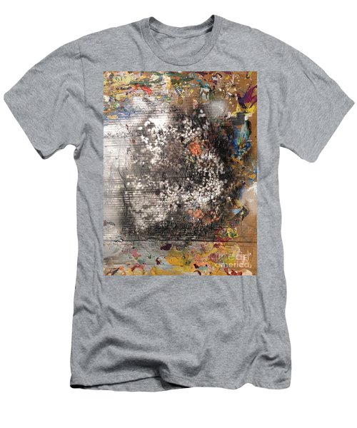 Burn Crackle Fizz Men's T-Shirt (Athletic Fit)