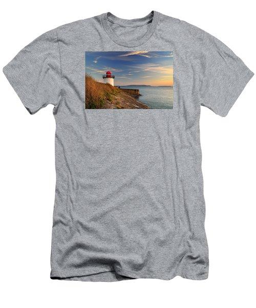Burry Port 1 Men's T-Shirt (Athletic Fit)