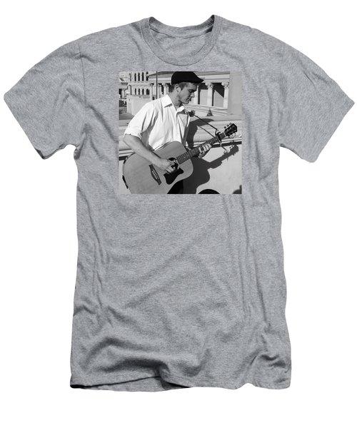 Busker Men's T-Shirt (Athletic Fit)