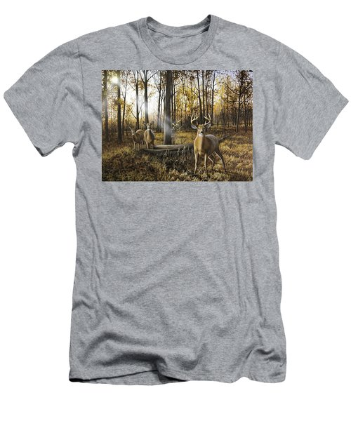 Busted Men's T-Shirt (Athletic Fit)