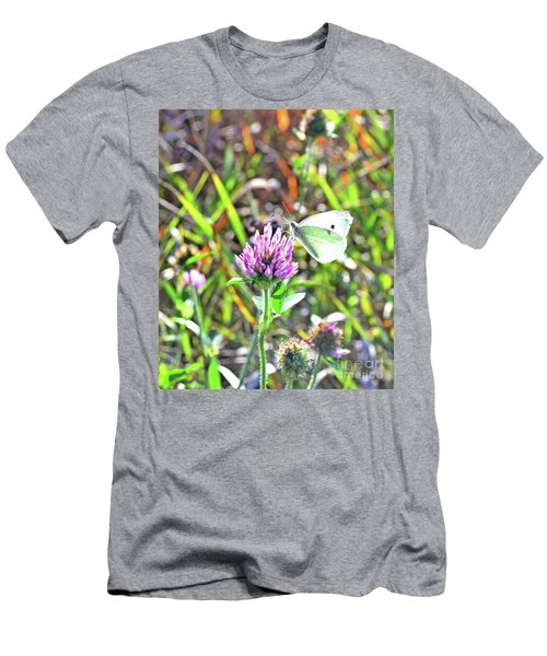 Butterfly2 Men's T-Shirt (Athletic Fit)