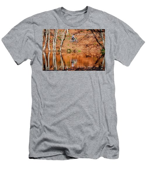 Bycyle Men's T-Shirt (Athletic Fit)