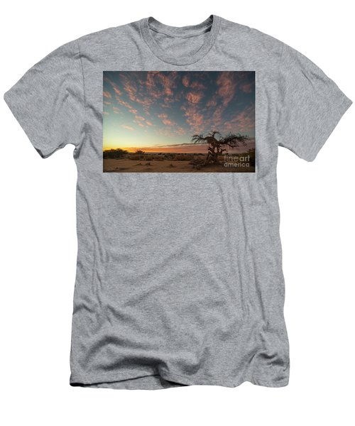 Bye Bye To Sunset Men's T-Shirt (Athletic Fit)