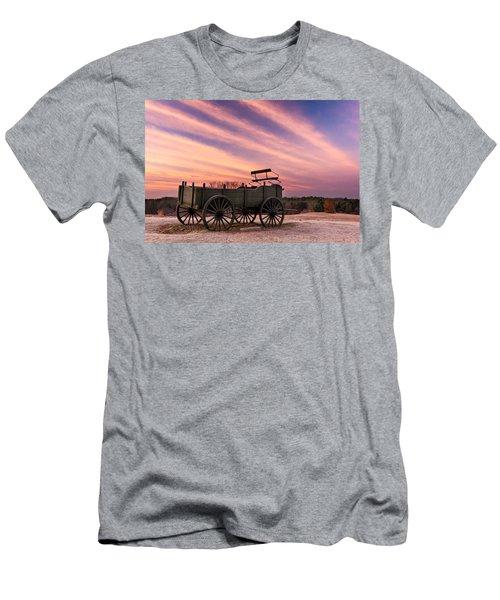 Bygone Days Men's T-Shirt (Athletic Fit)