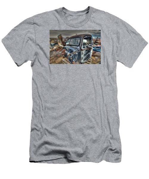 Cab Men's T-Shirt (Athletic Fit)