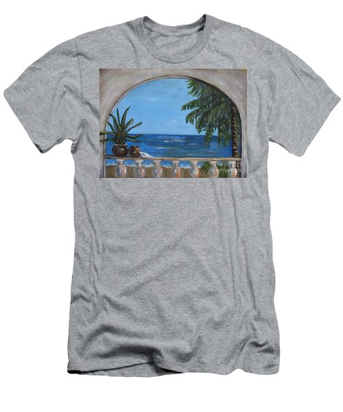 Cabo Arch #2 Men's T-Shirt (Athletic Fit)
