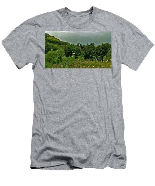 Cabot Trail 4 Men's T-Shirt (Athletic Fit)