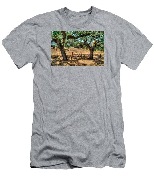 Cachagua  Men's T-Shirt (Slim Fit) by Derek Dean