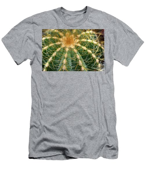 Men's T-Shirt (Slim Fit) featuring the photograph Cactus 2 by Jim and Emily Bush