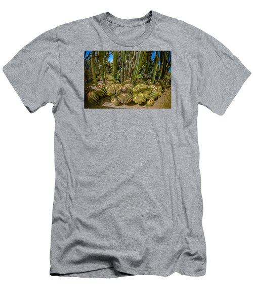 Cactus Balls Men's T-Shirt (Athletic Fit)