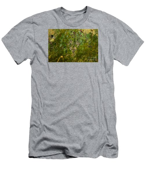 Cactus Buck Men's T-Shirt (Athletic Fit)