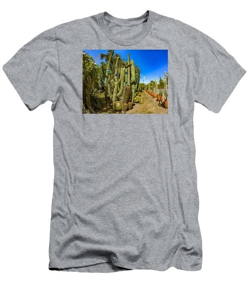 Cactus Street Men's T-Shirt (Athletic Fit)