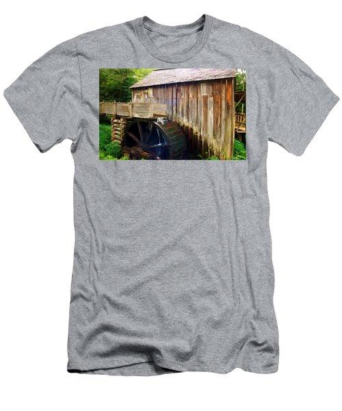 Cade Cove Mill Men's T-Shirt (Athletic Fit)