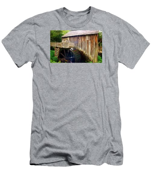 Cade Cove Mill Men's T-Shirt (Athletic Fit)