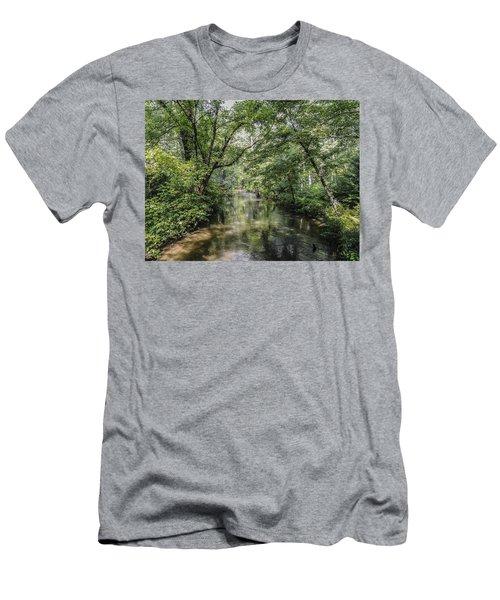 Cades Creek Men's T-Shirt (Athletic Fit)