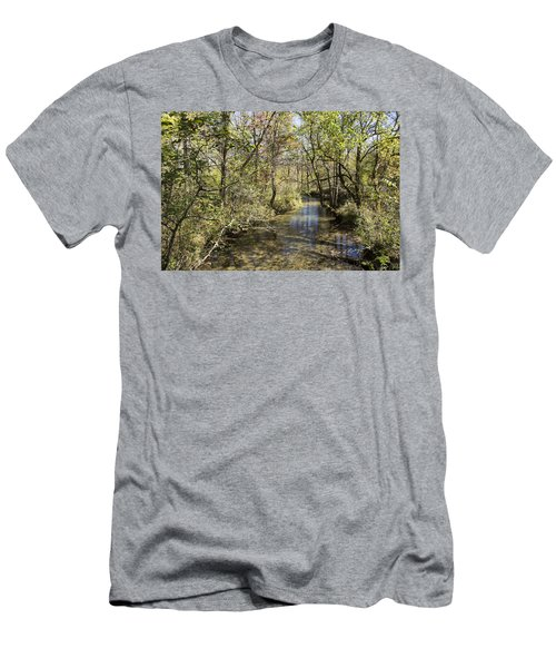 Cades Creek Men's T-Shirt (Athletic Fit)