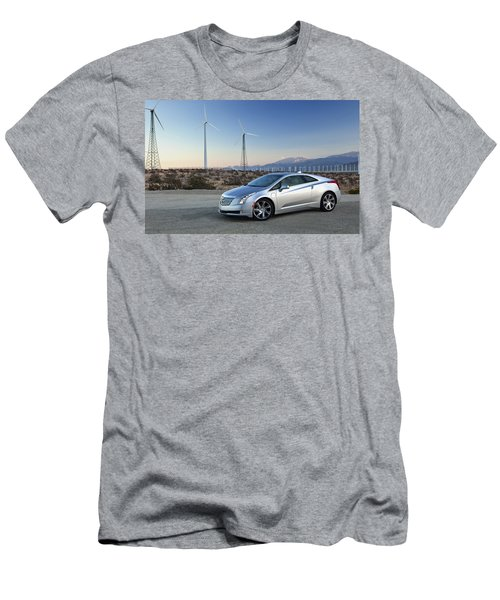 Cadillac Elr Men's T-Shirt (Athletic Fit)
