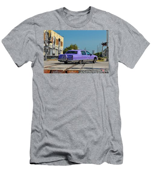 Cadillac Fleetwood Men's T-Shirt (Athletic Fit)