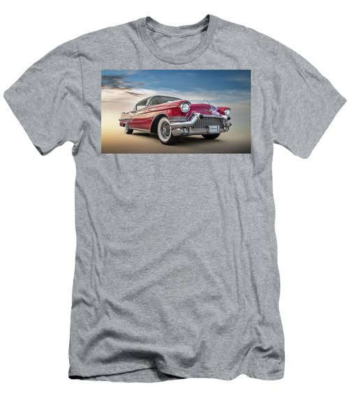Men's T-Shirt (Slim Fit) featuring the digital art Cadillac Jack by Douglas Pittman
