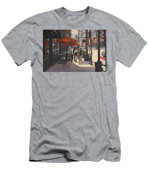 Cafe Lodo Men's T-Shirt (Athletic Fit)