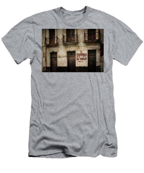 Cafeteria Los Amigos Men's T-Shirt (Athletic Fit)