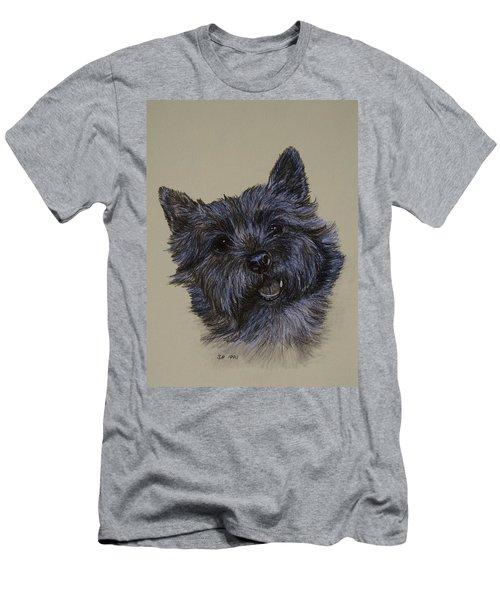Cairn Terrier Men's T-Shirt (Athletic Fit)