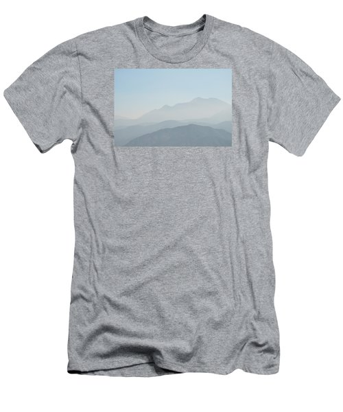 Cajon Pass Haze Men's T-Shirt (Athletic Fit)