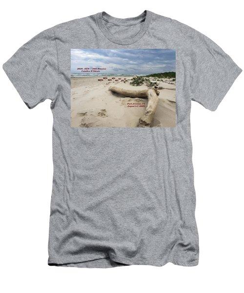 Calallen 40th Reunion - D Men's T-Shirt (Slim Fit) by Debra Martz