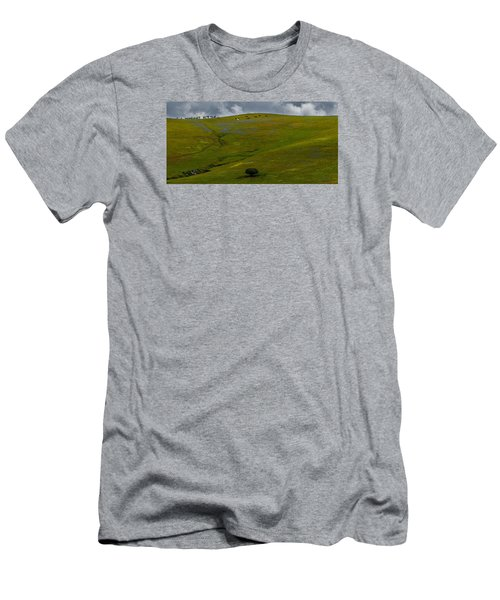 California Hillside Men's T-Shirt (Athletic Fit)