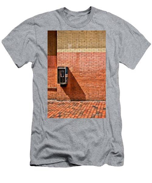 Call Me Men's T-Shirt (Athletic Fit)