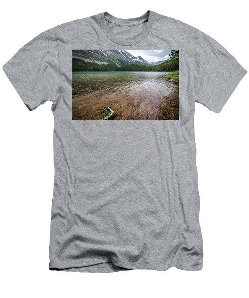 Calm Waters Men's T-Shirt (Athletic Fit)