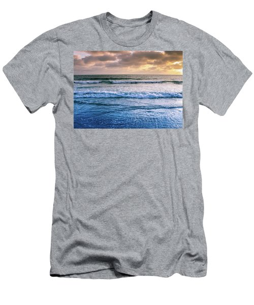 Calming Men's T-Shirt (Athletic Fit)
