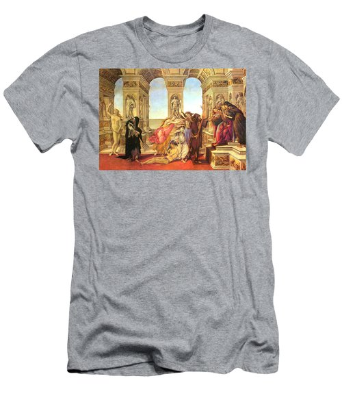 Calumny Of Apelles  Men's T-Shirt (Athletic Fit)