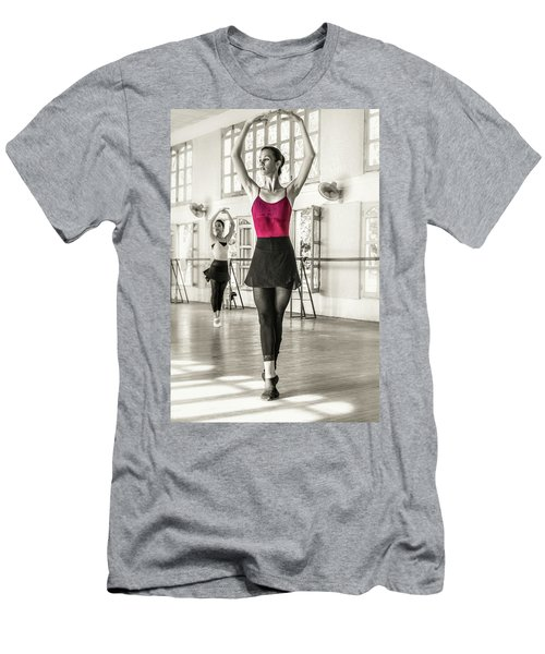 Camaguey Ballet 1 Men's T-Shirt (Athletic Fit)