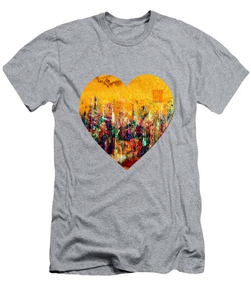 Camaraderie  Men's T-Shirt (Athletic Fit)