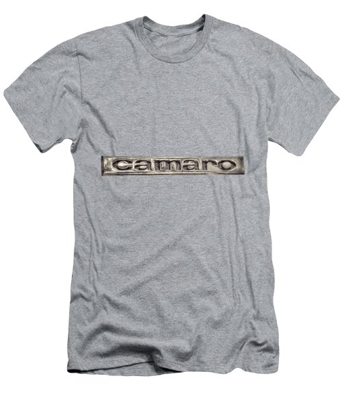 Camaro Emblem Men's T-Shirt (Athletic Fit)