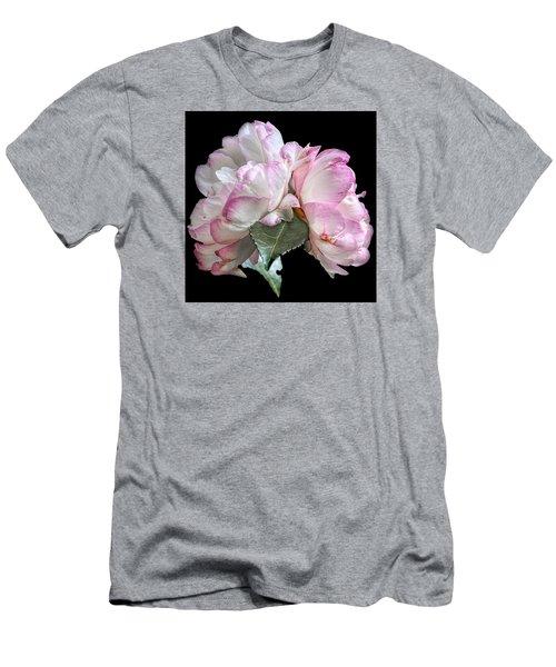 Camelia Men's T-Shirt (Athletic Fit)